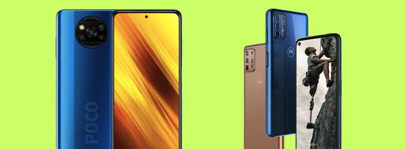 POCO X3 and Moto G9 Plus kernel sources are now available
