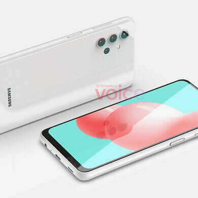 Samsung Galaxy A32 5G leaked renders give us a better look at Samsung's upcoming budget 5G phone