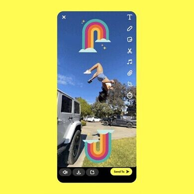 Snapchat goes after TikTok with new Spotlight feature