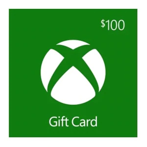 Xbox Gift Card ($100)