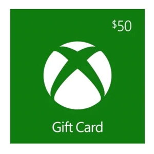 Xbox Gift Card ($50)