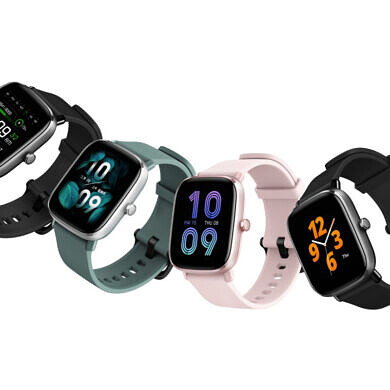 Amazfit GTS 2 mini goes on pre-order in India for ₹6,999
