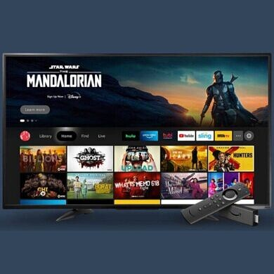 Amazon to roll out new Fire TV UI to Fire TV Stick 4K and Fire TV Cube next month