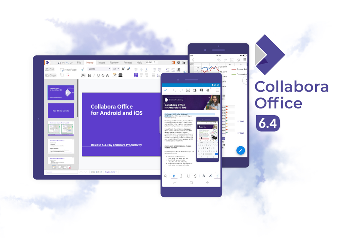 Collabora Office suite gets a new layout for Android tablets and Chromebooks - XDA Developers