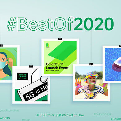 Share Your Best Memories of 2020 with ColorOS 11 and Win an OPPO F17 Pro [open to all countries]