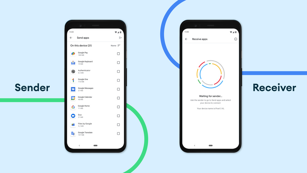 Google's Nearby Share now lets you share Android apps with friends - XDA Developers