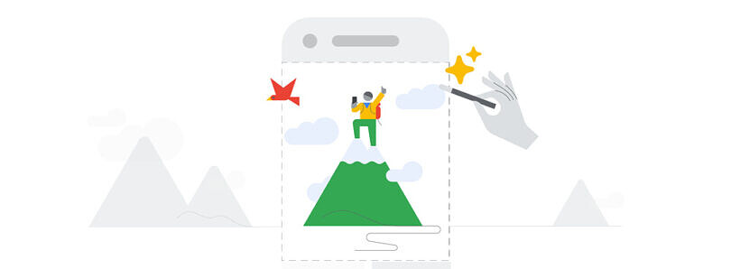 Google Photos uses machine learning to make your images look 3D