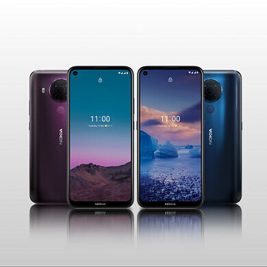 Grab the great new Nokia 5.4 smartphone today for $50 off!