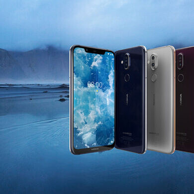 HMD Global rolls out Android 11 to Nokia 8.1 and Nokia 2.3