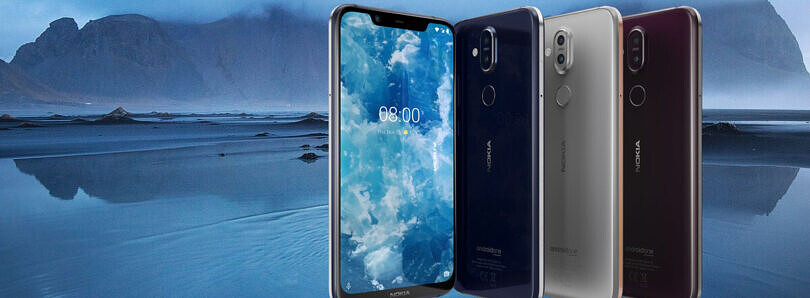 Android 11 internal beta update leaks for the Nokia 8.1