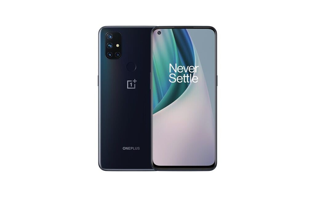 OnePlus Nord N10 5G featured