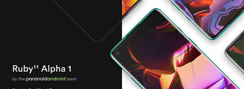 Paranoid Android releases new Android 11 alphas for the OnePlus 8T, OnePlus 8 series, and Xiaomi Mi A3