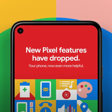 Pixel Feature Drop adds Adaptive Sound, new Google Photos suggestions, and more