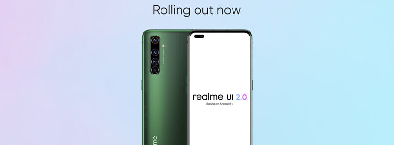 Realme X50 Pro's stable Realme UI 2.0 update with Android 11 is now rolling out