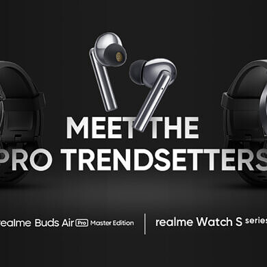 Realme Watch S, Watch S Pro, and Realme Buds Air Pro ME launched in India