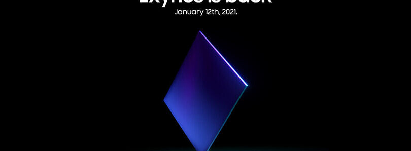 Samsung Exynos 2100 chip release date teased, two days before Galaxy S21 reveal