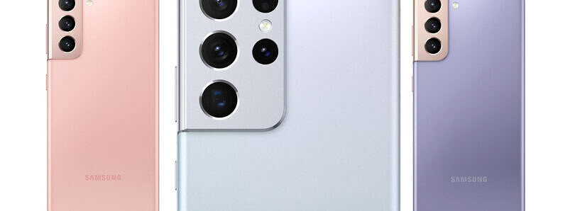 Samsung Galaxy S21 series camera setup shown off in leaked infographics