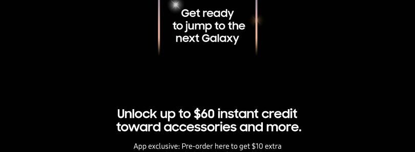 Samsung opens pre-order reservations in the U.S. for the Galaxy S21 series