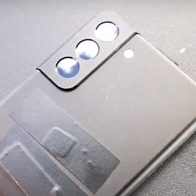 Samsung Galaxy S21 gets leaked in hands-on video