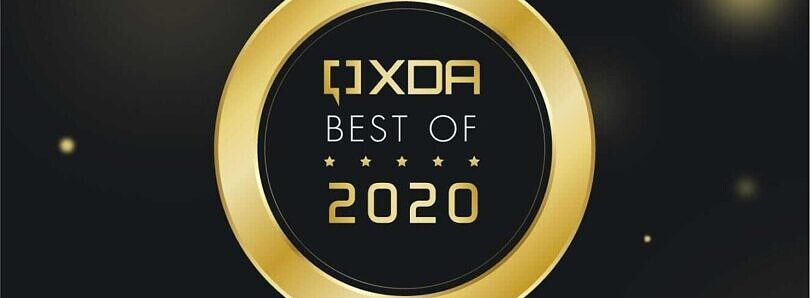 XDA Awards – The Best Tech of 2020