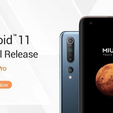 Download: Xiaomi Mi 10 Pro is getting its Android 11 update with MIUI 12