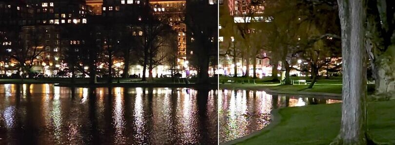 Here's a demo of the Xiaomi Mi 11's Night Video mode powered by BlinkAI