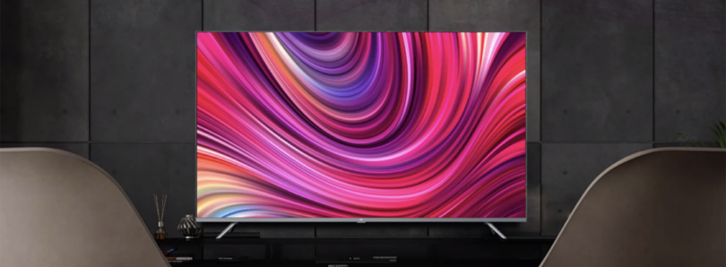 Xiaomi launches Mi QLED TV 4K 55 with HDMI 2.1 and Android 10 in India