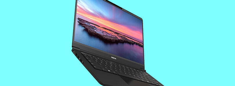 Nokia PureBook X14 laptop launched in India in association with Flipkart