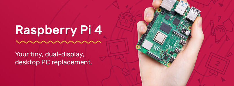 Woot! has Canakit Raspberry Pi 4 kits on sale, but they're only available today