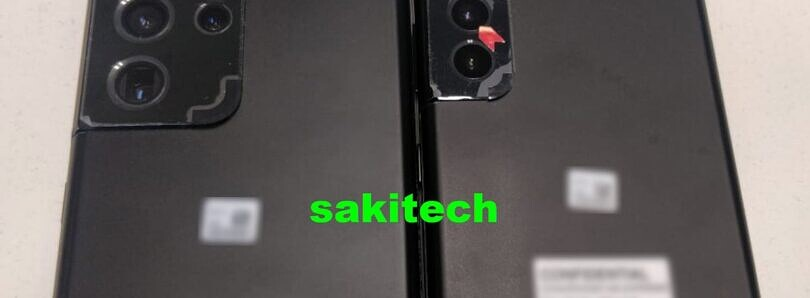 This may be our first leaky look at the Samsung Galaxy S21 range in the wild