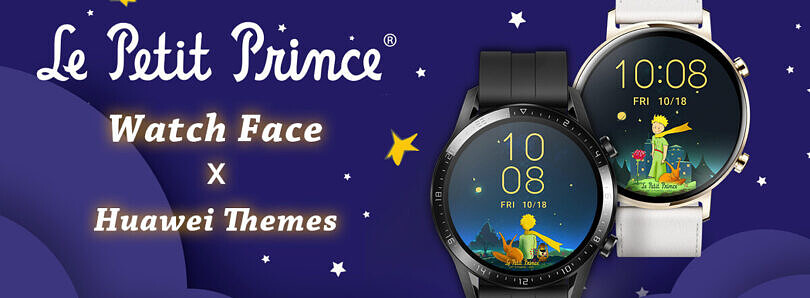 Create Your Own HUAWEI Watch Face and Win a HUAWEI P40 Pro!