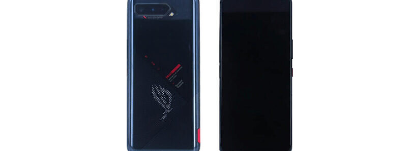 The ROG Phone 5 could have a dot matrix on the back for Aura Lighting