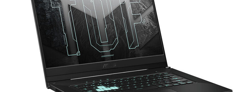 ASUS TUF Dash F15 with Intel Core i7-11370H, RTX 30-series GPU launches in India