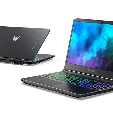 Acer unveils new Predator Triton and Helios gaming notebooks alongside Nitro 5 refresh