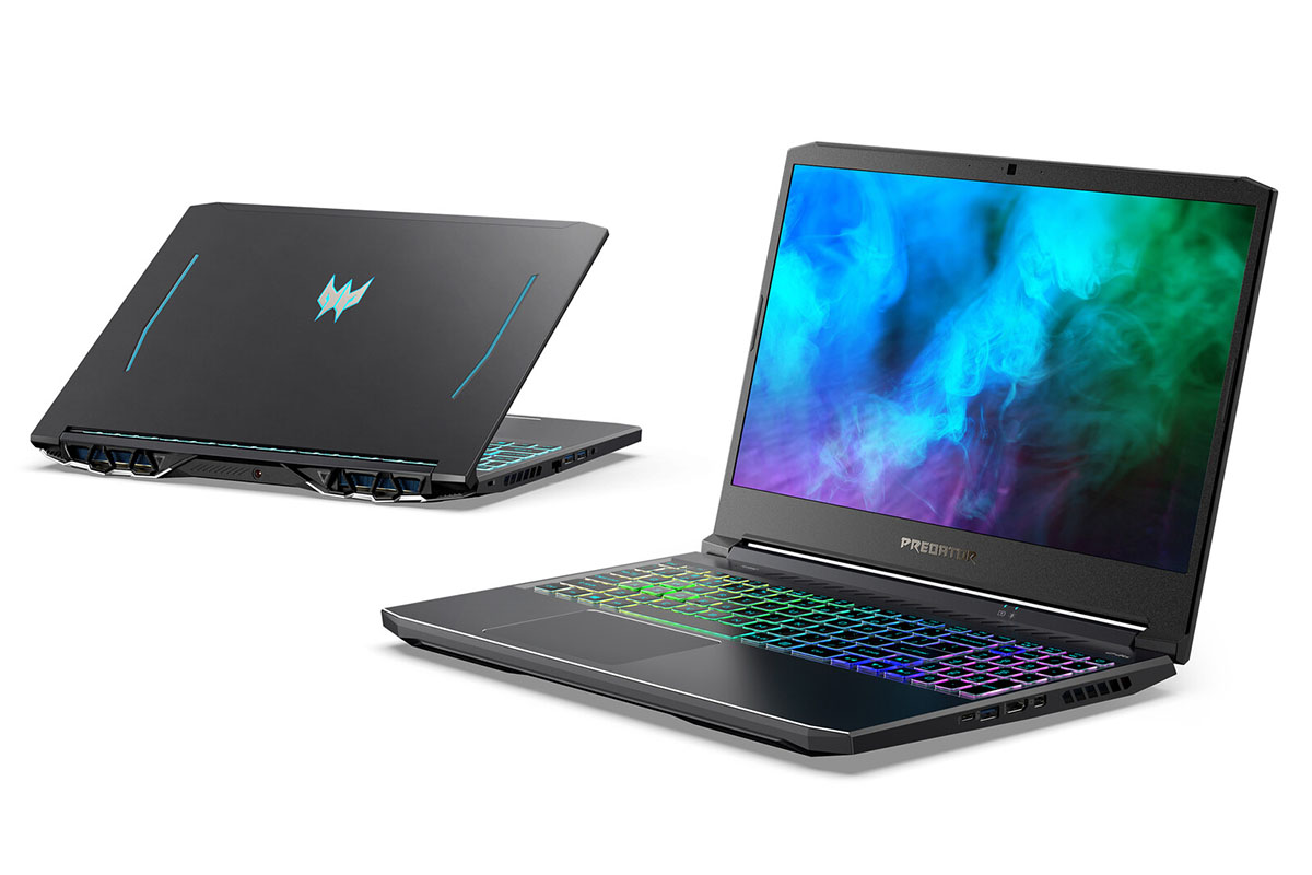 Acer Predator Triton, Helios, and Nitro 5 gaming notebooks get refreshed