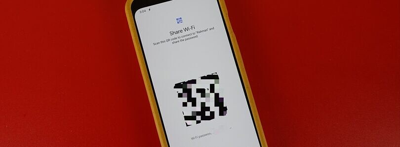 Nearby Share may let you share your WiFi password on Android 12