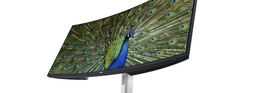 Dell launches new monitor range including its first 40-inch curved 5K display