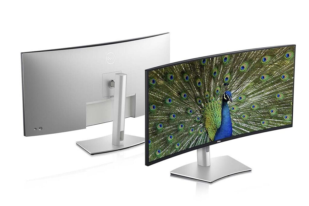 Dell UltraSharp 40 Curved Monitor product image