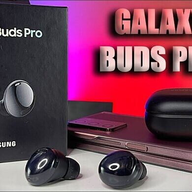 Someone got their hands on Samsung's Galaxy Buds Pro before next week's launch