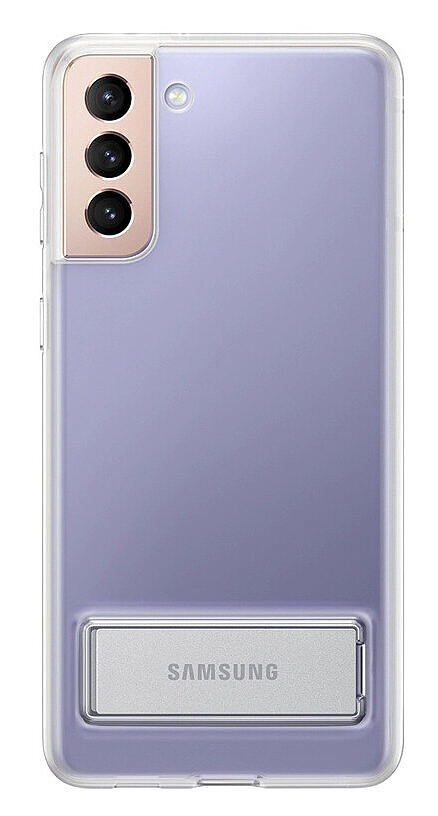 Samsung Galaxy S21 Plus Official clear standing cover