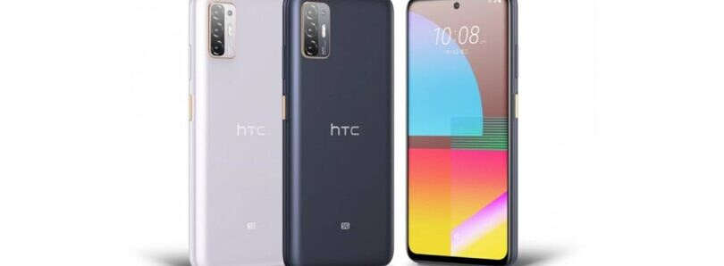 HTC launches the Desire 21 Pro 5G with the Snapdragon 690