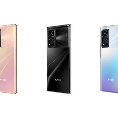 Honor V40 5G unveiled, featuring MediaTek Dimensity 1000+, 50MP primary camera, and Android 10