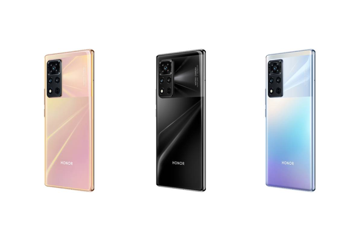 Honor V40 5G unveiled, featuring MediaTek Dimensity 1000+, 50MP primary camera, and Android 10 - XDA Developers