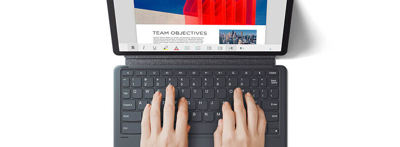 The Lenovo Tab P11 is the latest productivity tablet from the company