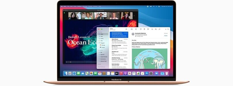 Apple introduces macOS 11.3 with big M1 improvements