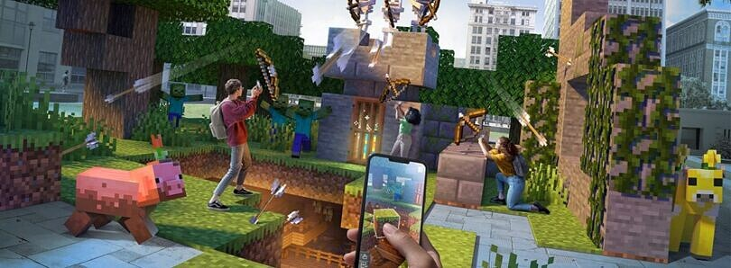 Minecraft Earth is shutting down nearly 2 years after launch