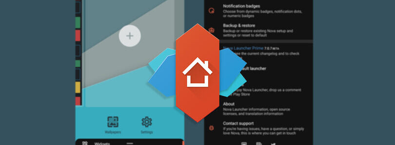 Nova Launcher is getting a major rewrite with new animations in version 7