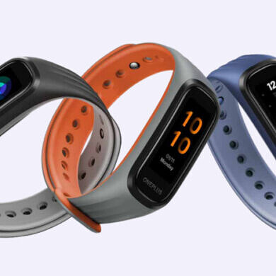 OnePlus launches an affordable fitness tracker to compete with Xiaomi