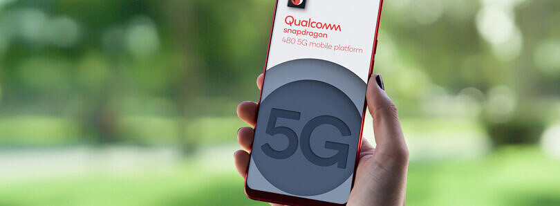 Qualcomm's Snapdragon 480 chip will power the cheapest 5G phones of early 2021