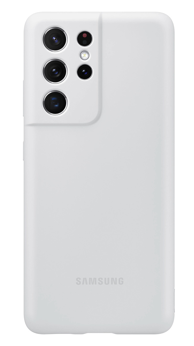 Galaxy S21 Ultra Official Silicone Cover
